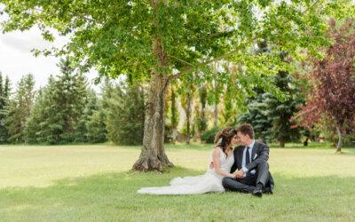 Taylor & Jolene – 2021 Emerald Park Wedding