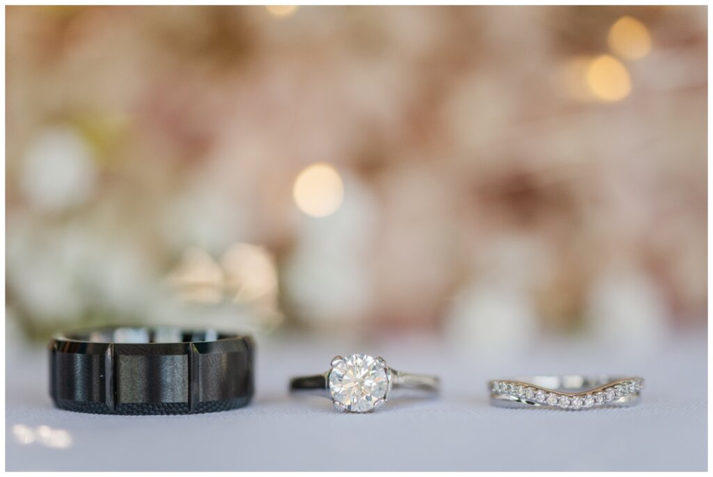 Taylor & Jolene - White City Wedding - 36 - Bride & Groom's wedding rings