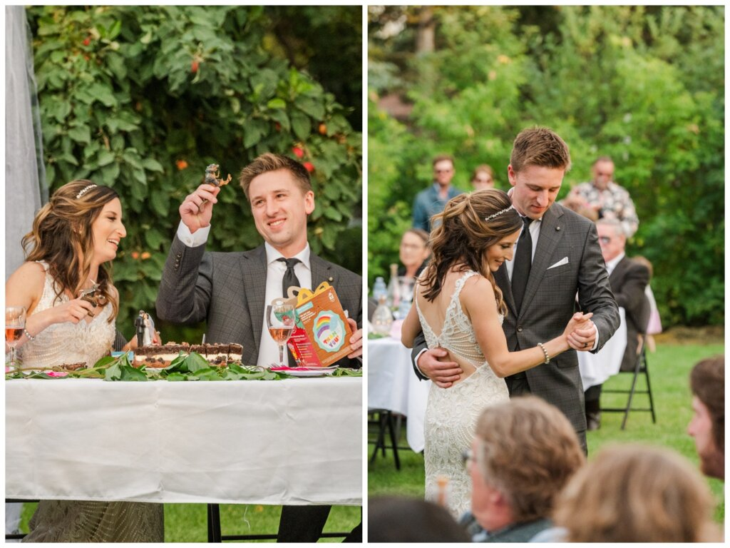 Taylor & Jolene - White City Wedding - 39 - Bride & Groom first dance