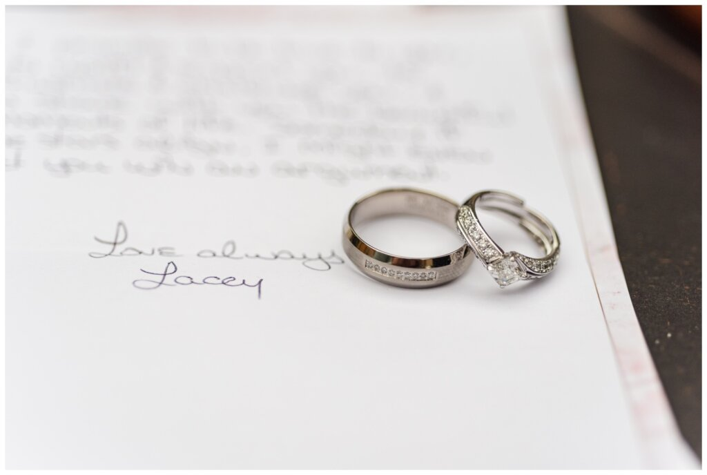 Andrew & Lacey - 02 - Victoria Jewellers Wedding Rings