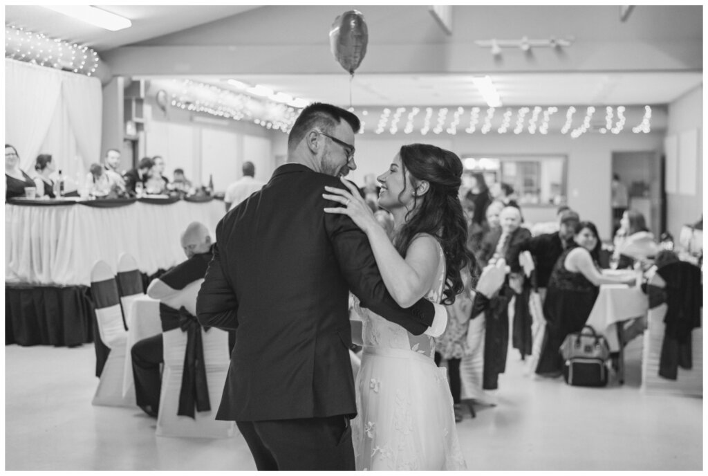 Andrew & Lacey - 43 - White City Community Centre Couple's First Dance