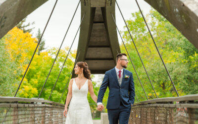 Andrew & Lacey – 2021 Regina Wedding