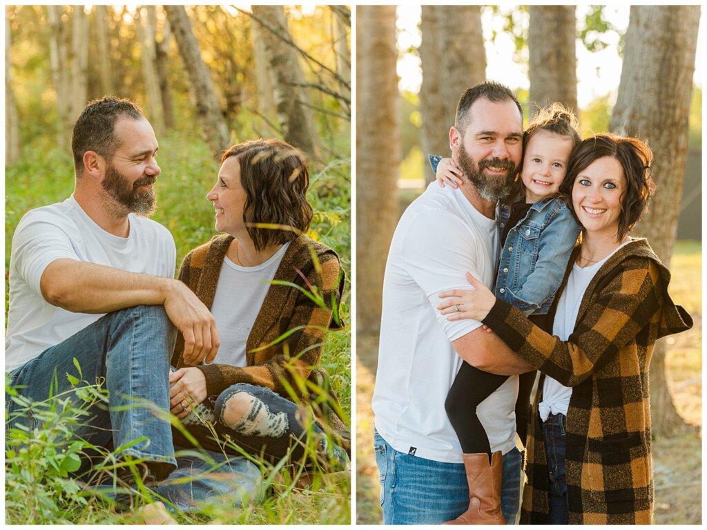 Kim & Lisa Korchinski - White Butte Trails - Family Photo Session 2021 - 11 - Family Portrait at White Butte Trails