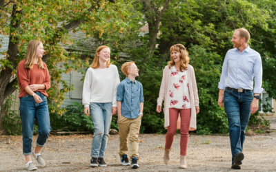 Schoenroth Family – August 2021