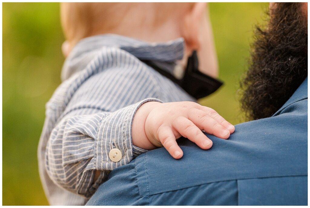 Nickel Family - Regina Science Centre - Family Photo Session - 11 - Infant wrist rolls